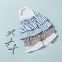 Louisdog Linen Dress