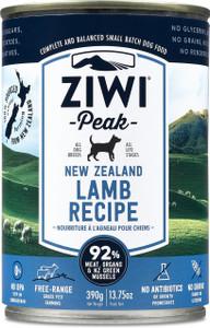 Moist Lamb Canned Dog Food