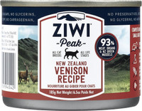 Moist Venison Canned Cat Food