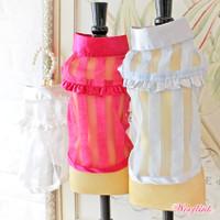 Wooflink Sheer Stripe Shirt