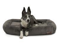Mink Memory Foam Cuddler Dog Bed