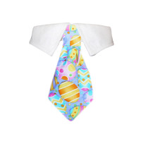 Easter Shirt Tie Collar