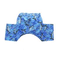 Shark Dog Swim Trunks