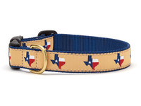 Texas Navy Dog Collar