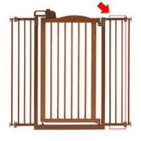 Tall One-Touch Pet Gate II Extension
