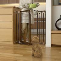 Hands-Free Pet Gate