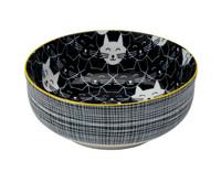 Whisker Cat Deep Bowl
