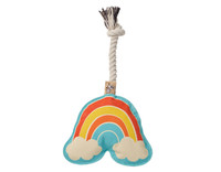 Rainbow Rope Toy