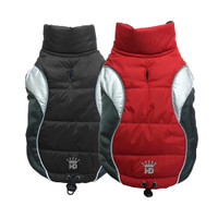 Wave Reflective Puffer Vest