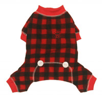 Lumberjack Fleece Jumper