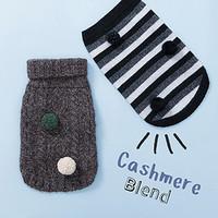 Louisdog Cashmere Blend Sweater