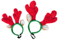 Holiday Reindeer Antler Headband