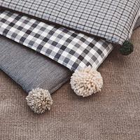 Louisdog Grey Egyptian Cotton Mat
