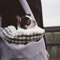 Louisdog Organic Yolo Sling Bag Carrier