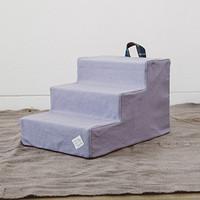 Louisdog Organic Oxford Lavender Step