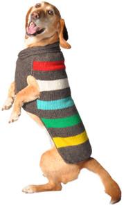Charcoal Stripe Sweater