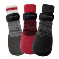 Rubber Dipped Dog Socks