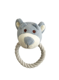 Beginnings Wally Bear Organic Rope Toy
