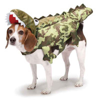 Camo Alligator Costume