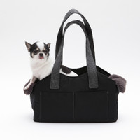 Louisdog The Wool Shoulder Bag