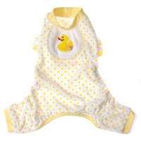Ducky Dog Pajamas