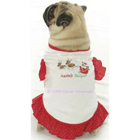 Oscar Newman Santa's Helper Dress