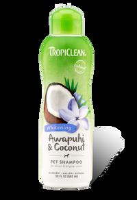 Tropiclean Awapuhi & Coconut Pet Shampoo