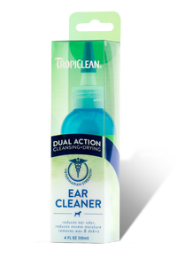 Tropiclean Dual Action Ear Cleaner