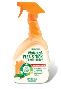 Tropiclean Natural Flea & Tick Spray for Home