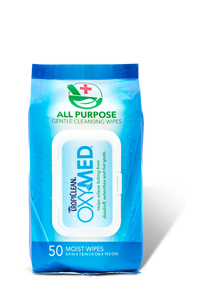 Tropiclean OxyMed All-Purpose Pet Wipes