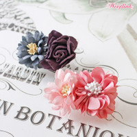 Wooflink Flower Princess Hairclip