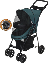 Happy Trails Lite NO-ZIP Pet Stroller
