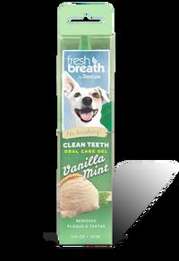 Fresh Breath Clean Teeth Gel Vanilla Mint