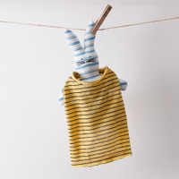 LD-BANG - Louisdog Stripe Bang Bang Tee