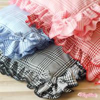 Wooflink Gingham Blanket