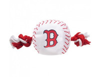 Boston Red Sox Nylon Ball Rope Toy
