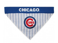 Chicago Cubs Reversible Dog Bandana