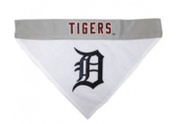 Detroit Tigers Reversible Dog Bandana
