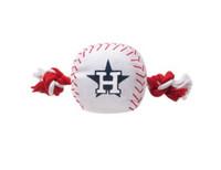Houston Astros Nylon Ball Rope Toy