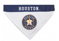 Houston Astros Reversible Dog Bandana