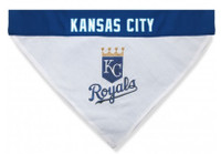 Kansas City Royals Reversible Dog Bandana