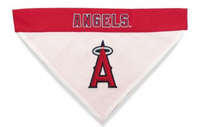 Los Angeles Angels Reversible Dog Bandana