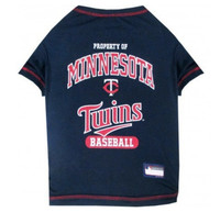 Minnesota Twins Dog T-Shirt