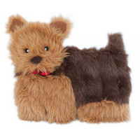 Squeakie Pup  Dog Toy - Yorkie