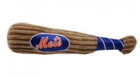 New York Mets Plush Dog Bat