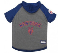 New York Mets Hoody Dog Tee