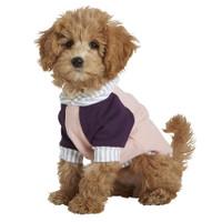 Bamboo Fleece Knit Hoodie - Pink