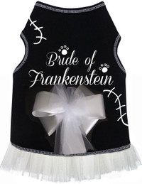 Bride of Frankenstein Tank Dress