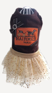 Hairmes Dog Carriage Dress