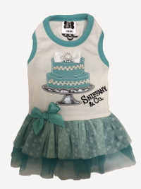 Sniffany Blue Cake Dress